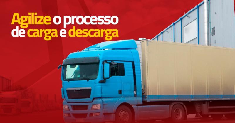 Como agilizar o processo de carga e descarga?